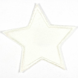 Flickli - the patch! Star white