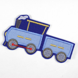 Applique locomotive Otto