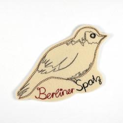 """""""Berliner Spatz"""" Berlin sparrow"""