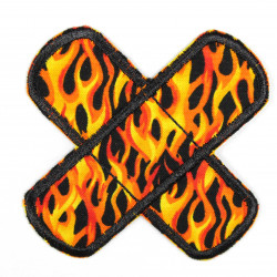 Flickli - the patch! fire...