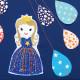 Collage princess enchanting