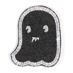 Gespenst schwarz Zahn