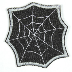 patches spider web black