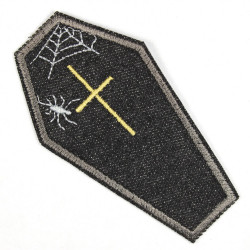 Sarg schwarz