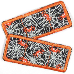 Flickli Trostpflaster Set Spinnen