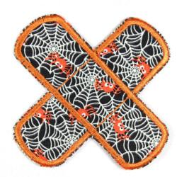 Flickli Pflaster Spinnen nachleuchtend