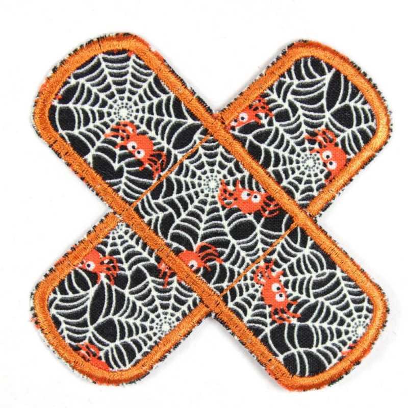Flickli - the patch! Set spiders