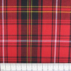 cotton fabric house of wales plaids by Robert Kaufmann fabrics