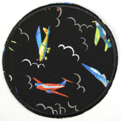 Flickli - the patch! airplanes round