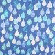 Baumwollstoff timeless treasures fabrics design by Debra Gabel drops rain drops
