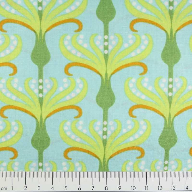 Michael Miller fabrics pirouette helens garden tamara kate plum