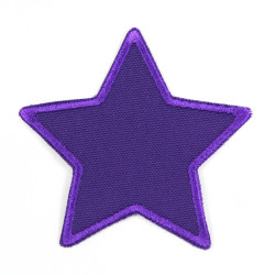 Flickli - the patch! Star canvas purple