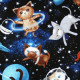 timeless treasures fabrics cotton fabric cats by Michael Searle
