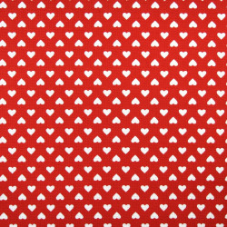 cotton fabric strawberry patchwork sevenberry Robert Kaufmann fabrics