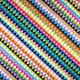 Baumwollstoffe grafische Dreiecke Stoffe Michael Miller Jewe D patchworkstoff bunt zum quilten, nähen für Taschen oder Kissen