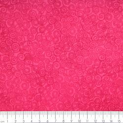 rosa fester Baumwollstoff pink timeless treasures fabrics Stoff Jazz lipstick