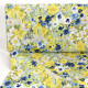 floral fabrics colorful printed flowers cotton canvas fine plants garden flowers