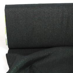 Metallic Stoff Baumwolle Leinen Essex Yarn Dyed Celstial schwarz Lurex Kaufman fabrics