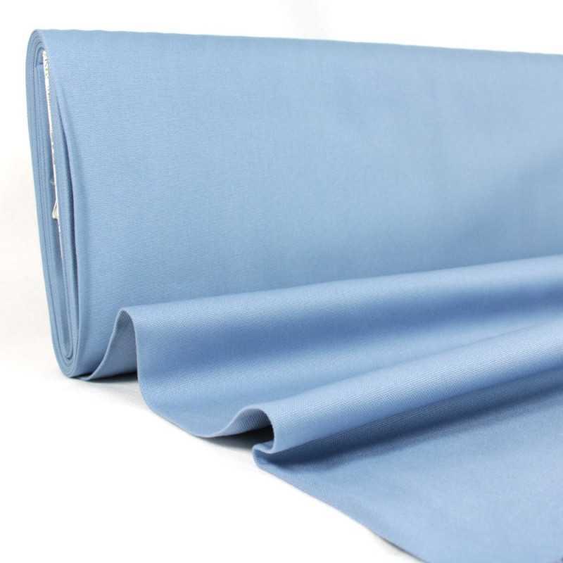 canvas fabrics blue grey cotton 230g/m² big sur Mustard Robert Kaufman fabrics light blue
