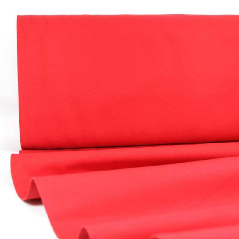canvas fabrics red cotton 230g/m² big sur Robert Kaufman fabrics
