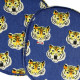 iron-on Patches Tiger Set Knee Patch appliques kids Cat badges Set boys repair visible blue big