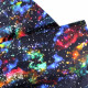 Universe Fabric Stars Space Cotton Fabric Space Robert Kaufman fabrics Orbit Galaxy STARGAZER digital
