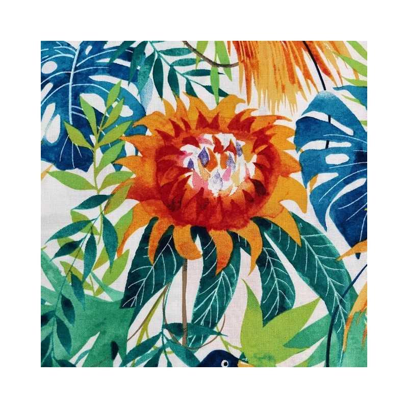 Fabrics Michael Miller cotton fabric Garden Ilse
