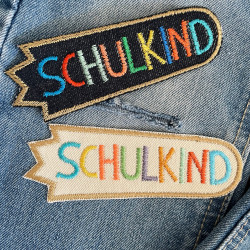 Trouser patches and knee patches made of jeans and cotton fabric by flickli to repair and decorate