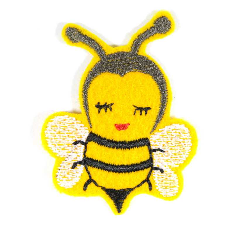 Iron-on patch Little Bee Sumsi, the iron-on patch