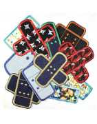 iron on patches plaster appliques band aid as iron on accessories