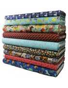 Decorative fabrics Animals Fabrics Animal motifs Cotton fabrics with animals