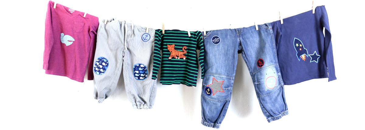 Bügelflicken-Jeans-Bügelbilder-Applikationen-Kinder-aufbügeln-flickli-Aufbügler