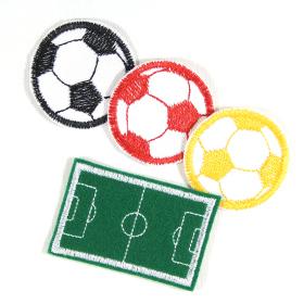 Flicken-Fussball-WM-Deutschland-Fahne-Bügelbilder-Aufbuegler-klein-flickli-fan